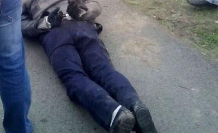 Ребята из речного училища скрутили преступника и сдерживали его до приезда полиции